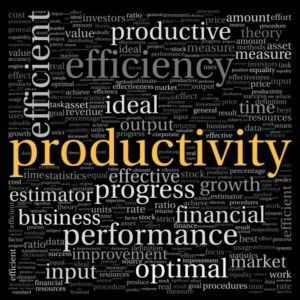 DFT Productivity