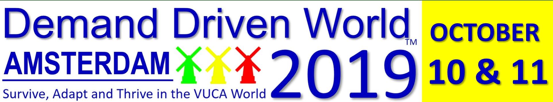 Demand Driven World 2019